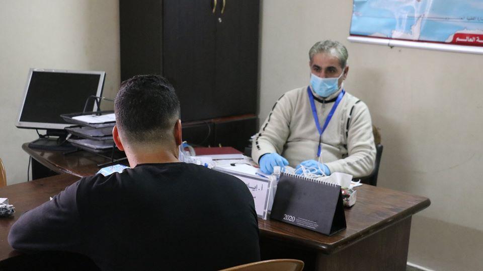 جمعية تطوير بيت لاهيا تقوم بإتخاذ كافة الإجراءات الوقائية لتجنب الفيروسات